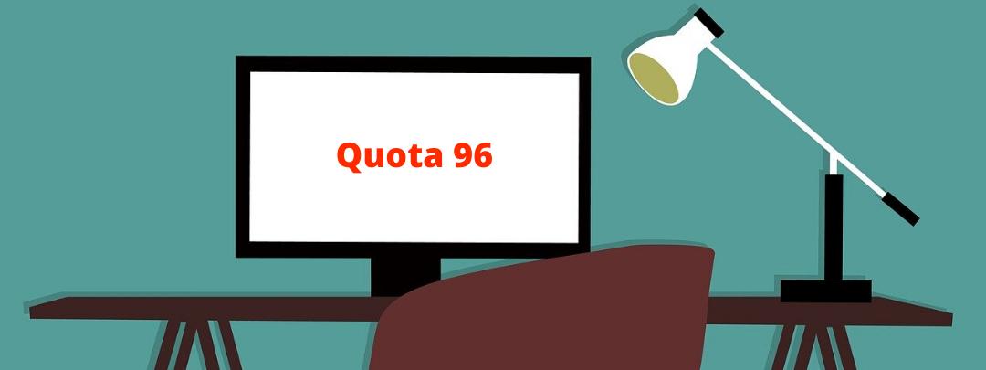 Quota 96 chi ha diritto?
